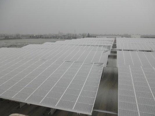 Impianto FV 6 MW